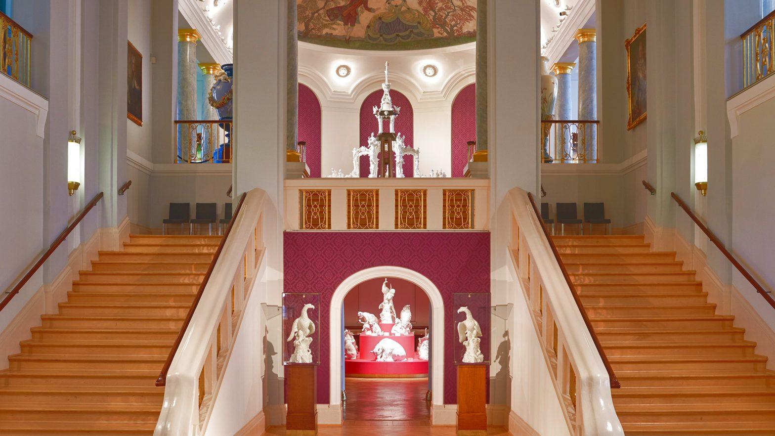 Das Museum der Meissen Porzellan-Stiftungs